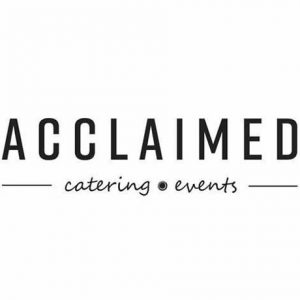 Acclaimed Catering