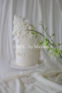 CAKE…by Maxine