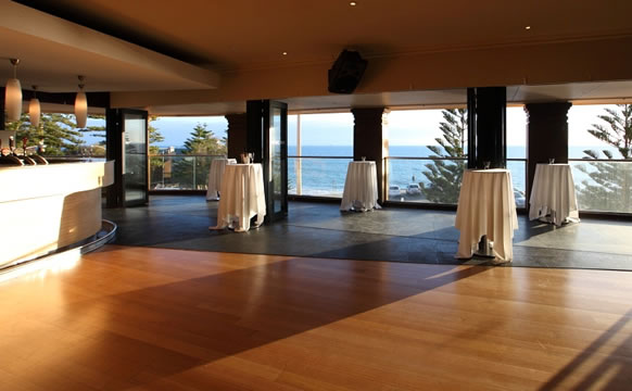 Beautiful Cottesloe Beach Wedding Venue
