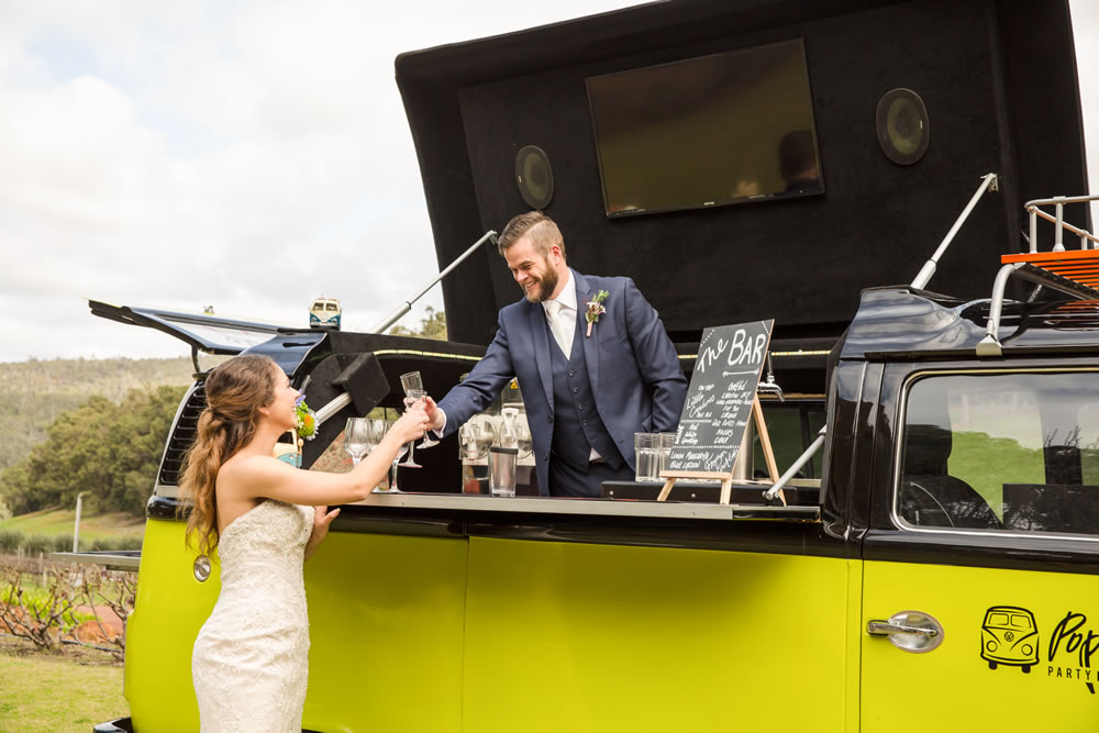 Bar Hire for Perth Weddings